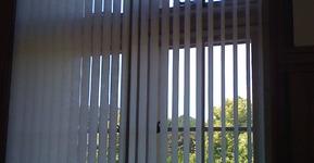 BPH Stores - Solutions intérieures - Californiens / Bandes verticales