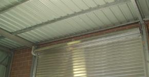 BPH Stores - Solutions extérieures - Volets