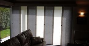 BPH Stores - Solutions intérieures - Panneaux coulissants